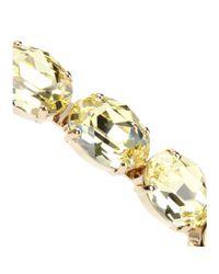 Dolce & Gabbana | Multicolor Crystal-Embellished Headband | Lyst