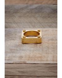 Forever 21 - Metallic Vitaly Amici Ring - Lyst