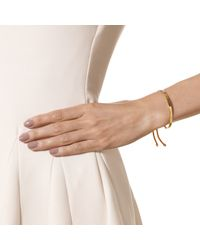 Monica Vinader - Metallic Fiji Diamond Toggle Friendship Bracelet - Lyst