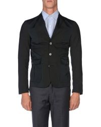 DSquared² - Gray Blazer for Men - Lyst