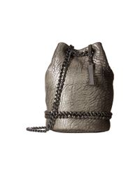 Vince Camuto | Metallic Zigy Large Crossbody | Lyst