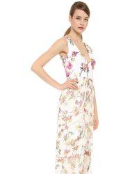 Giambattista Valli | Multicolor Sleeveless Gown | Lyst