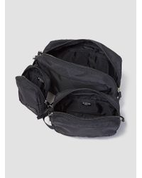 Porter | Snack Pack - Trip 3 Pouches Black for Men | Lyst