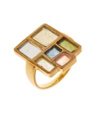 Pippa Small | Tourmaline & Yellow-Gold Ring | Lyst