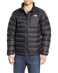 The North Face | Black 'aconcagua' Down Jacket for Men | Lyst