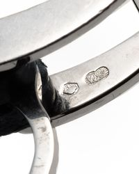 Cartier - Black Love Bracelet - Lyst