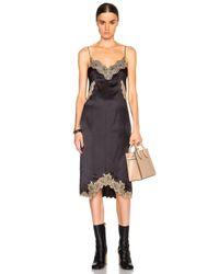 Rag & Bone - Black Izabella Dress - Lyst