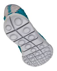 Bernie Mev | Blue Comfi Sandal Turquoise Fabric | Lyst