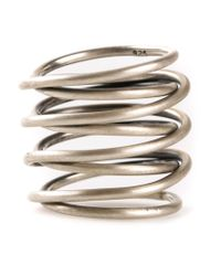 Kelly Wearstler - Metallic Small Twisted Ring - Lyst
