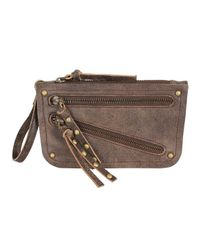 Latico - Brown Jossie Clutch - Lyst