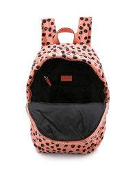 Marc By Marc Jacobs - Multicolor Crosby Quilt Nylon Backpack - Spring Peach Multi - Lyst