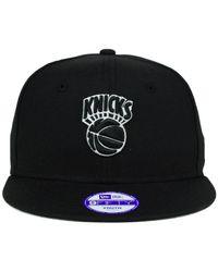 timeless design 0c339 c2f54 Men s Kids  New York Knicks Black White 9fifty Snapback Cap