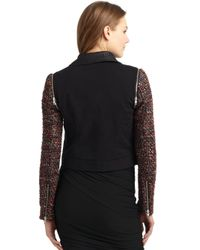 Elizabeth and James - Black New Rory Jacket - Lyst