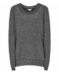 Reiss | Willa Metallic Jumper | Lyst