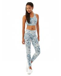 Alternative Apparel | Blue Lean Into It Stretch Leggings | Lyst