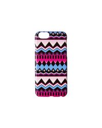 Vera Bradley | Multicolor Snap On Case For Iphone 6 | Lyst