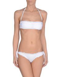 Blumarine | White Bikini | Lyst