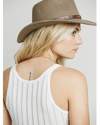 Free People | White Morocco Tank | Lyst