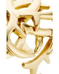 Ana Khouri - Metallic Arachnid 18k Gold Ring - Lyst