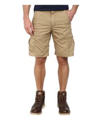 Carhartt | Natural Mobsby Cargo Short for Men | Lyst