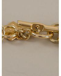 Stella Jean - Metallic Necklace - Lyst