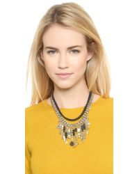 Marc By Marc Jacobs | Multicolor Charmed Bow Tie Statement Necklace | Lyst