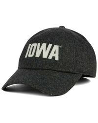 the latest b2a41 65674 Men s Gray Iowa Hawkeyes H86 Fitted Cap