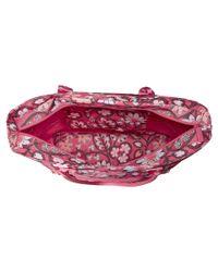Vera Bradley - Pink Small Duffel 2.0 - Lyst