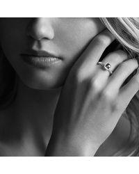 David Yurman | Metallic Color Classics Ring With Gold | Lyst