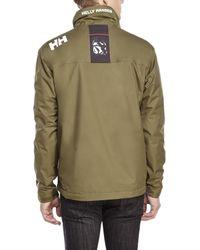 Helly Hansen | Green Crew Midlayer Jacket for Men | Lyst