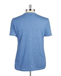Superdry | Blue Vintage Logo Tee for Men | Lyst