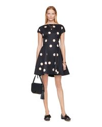 kate spade new york | Blue Spotlight Fiorella Dress | Lyst