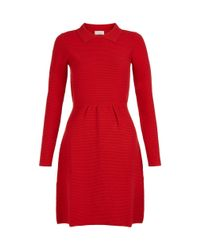 Hobbs | Red Hanna Dress | Lyst