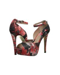 Betsey Johnson - Red Angelick - Lyst