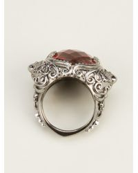 Stephen Webster - Metallic Octobus Square Ring - Lyst