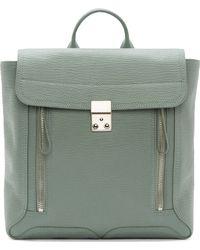 3.1 Phillip Lim - Agave Green Pashli Backpack - Lyst
