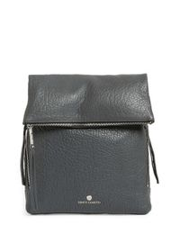 Vince Camuto - Gray 'paola' Backpack - Lyst