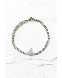 Vivienne Westwood | Green Kate Friendship Bracelet in Mint | Lyst