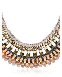 Nocturne | Multicolor Anika Necklace | Lyst