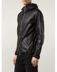 Giorgio Brato | Black Leather Jacket for Men | Lyst