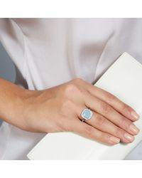 Astley Clarke - Blue Mini Astley Aquamarine Ring - Lyst