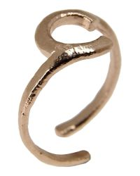 Bjorg | Metallic Ring | Lyst