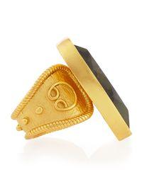 Stephanie Kantis - Metallic Labradorite Adjustable Ring - Lyst