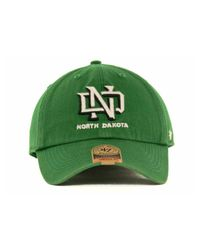 47 Brand | Green North Dakota Fighting Sioux Ncaa '47 Franchise Cap for Men | Lyst