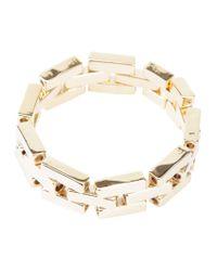 Osklen - Metallic Chain Bracelet - Lyst