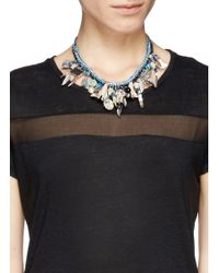 Venessa Arizaga | Multicolor 'outer Space' Necklace | Lyst