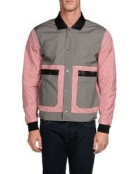 DSquared² - Gray Jacket for Men - Lyst