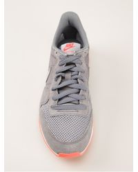 Nike - Gray Internationalist Trainer - Lyst