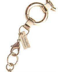 'S Max Mara - Metallic Micron Necklace - Lyst