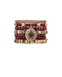 Samantha Wills - Multicolor Maybe Tomorrow Bracelet Set - Lyst